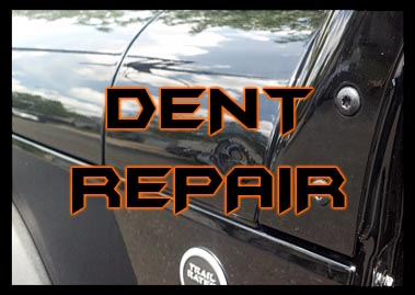 Dent Repair – OC Best Paintless System