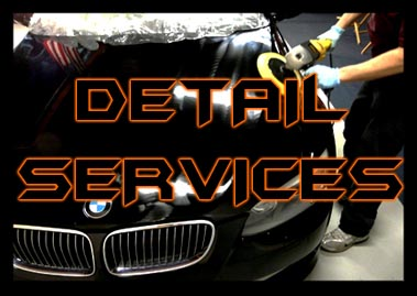 Car Detail Center Services