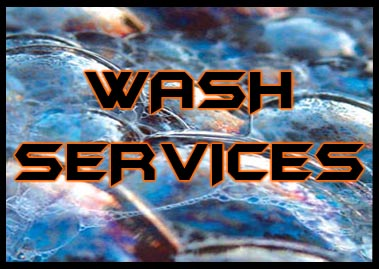 Wash & Wax Services